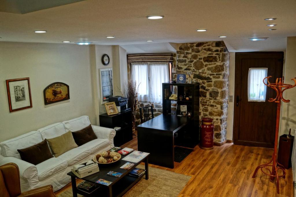 Zona de estar de CimaVilla Rooms