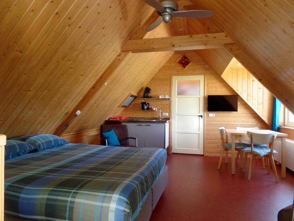 A room at B&B en Vakantiehuisje Ursula