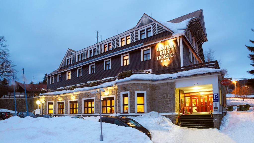 Spa Hotel Bily Horec Harrachov, Czech Republic