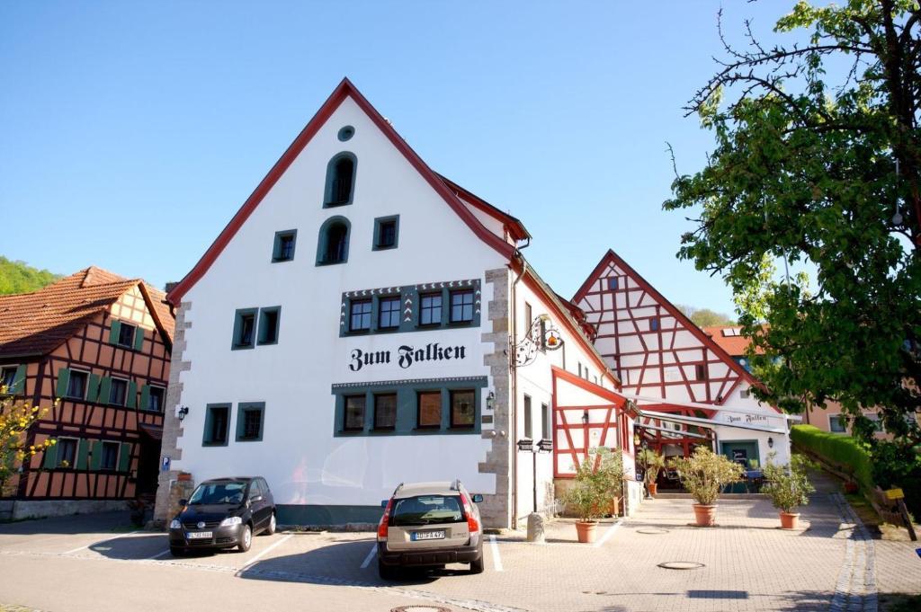 Landhaus Zum Falken Tauberzell, Germany