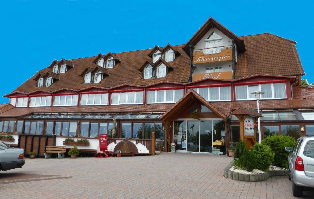 Land-gut-Hotel Schweigener Hof Schweigen-Rechtenbach, Germany