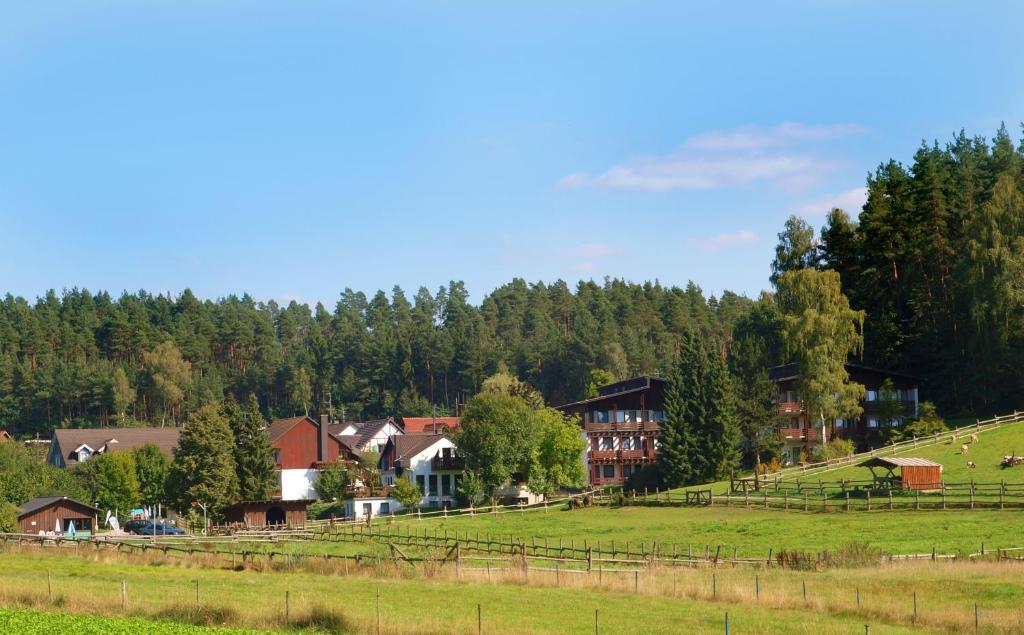 Waldhotel Bachlein Mitwitz, Germany