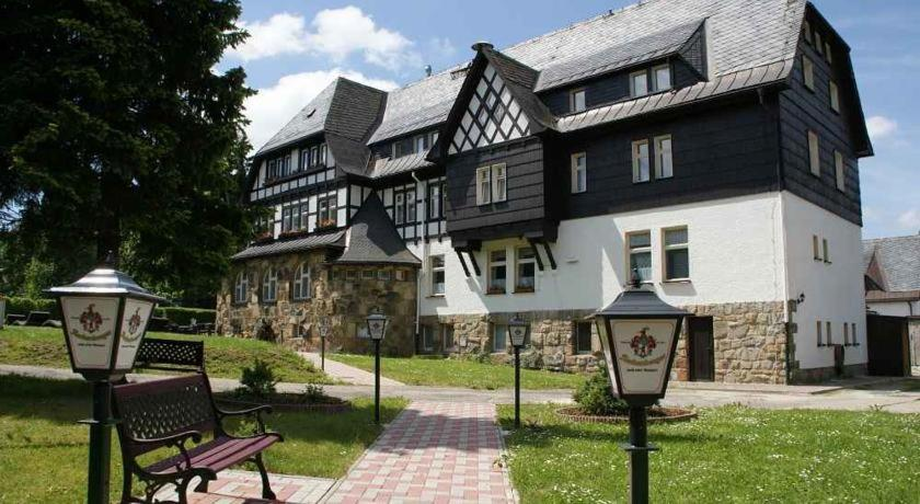 "Landhotel '""Wettin'"" Neuhermsdorf, Germany"