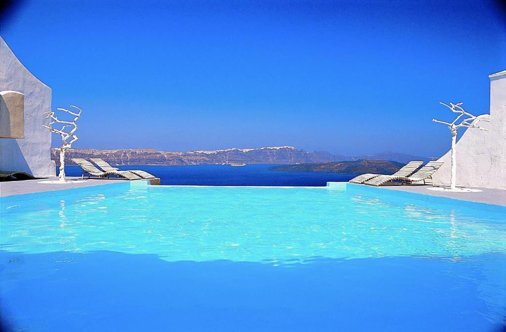 Πισίνα στο ή κοντά στο Astarte Suites