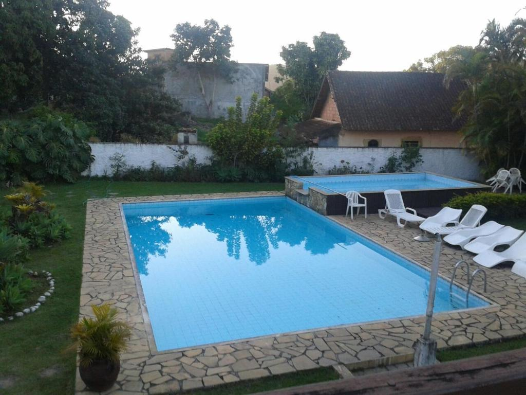 The swimming pool at or close to Hotel Campones