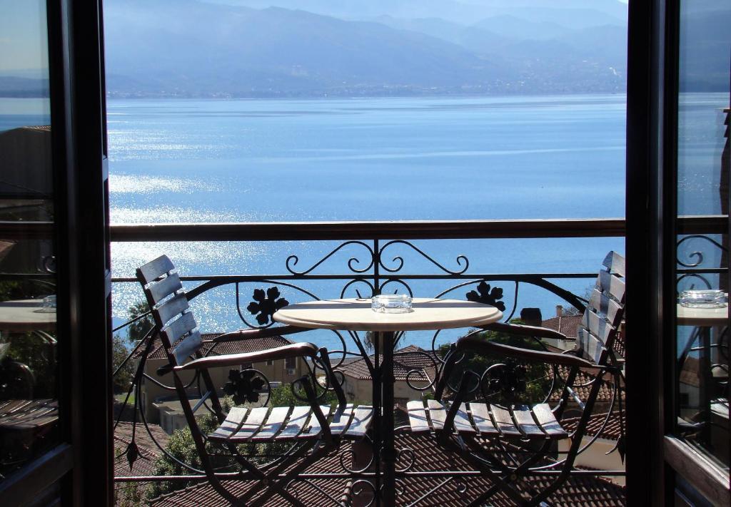 Ilion Hotel Nafpaktos, Greece