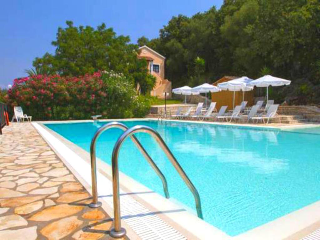 Πισίνα στο ή κοντά στο Natural Blue Green Apartment