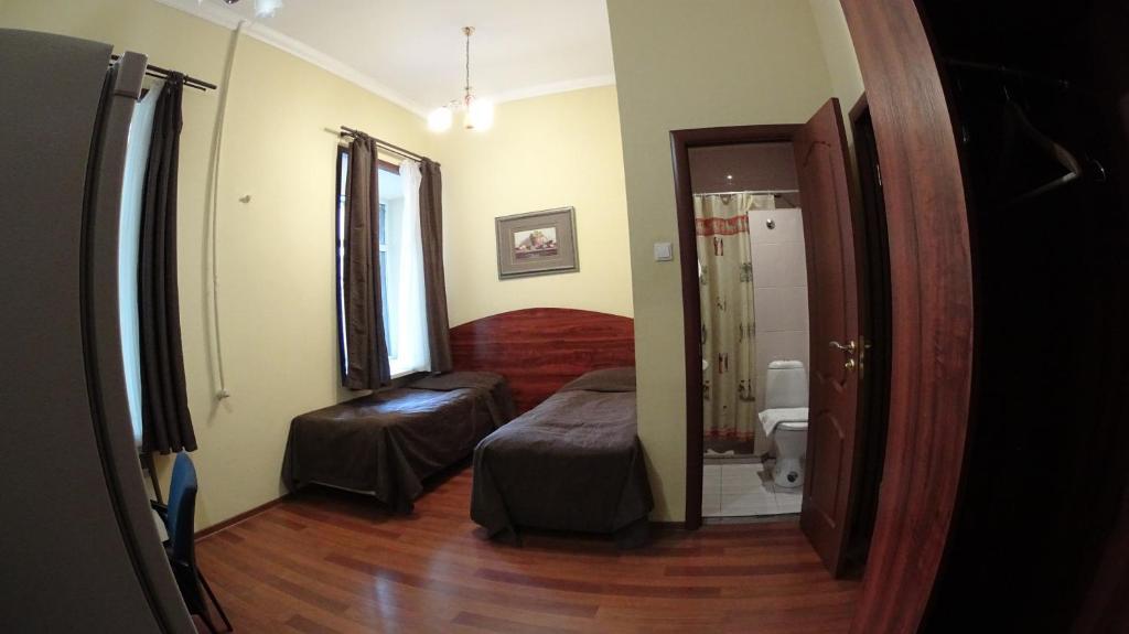 Гостиная зона в Мини-отель Пестелия