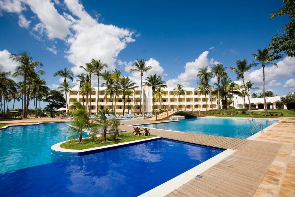 A piscina localizada em Blue Tree Towers São Luis ou nos arredores