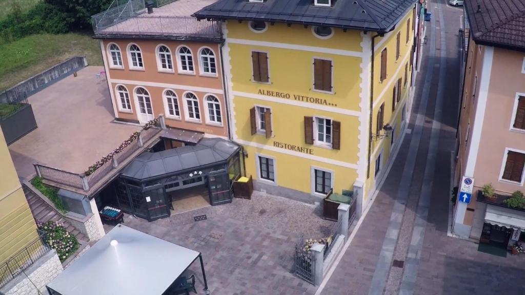 Hotel Vittoria Roncegno, Italy