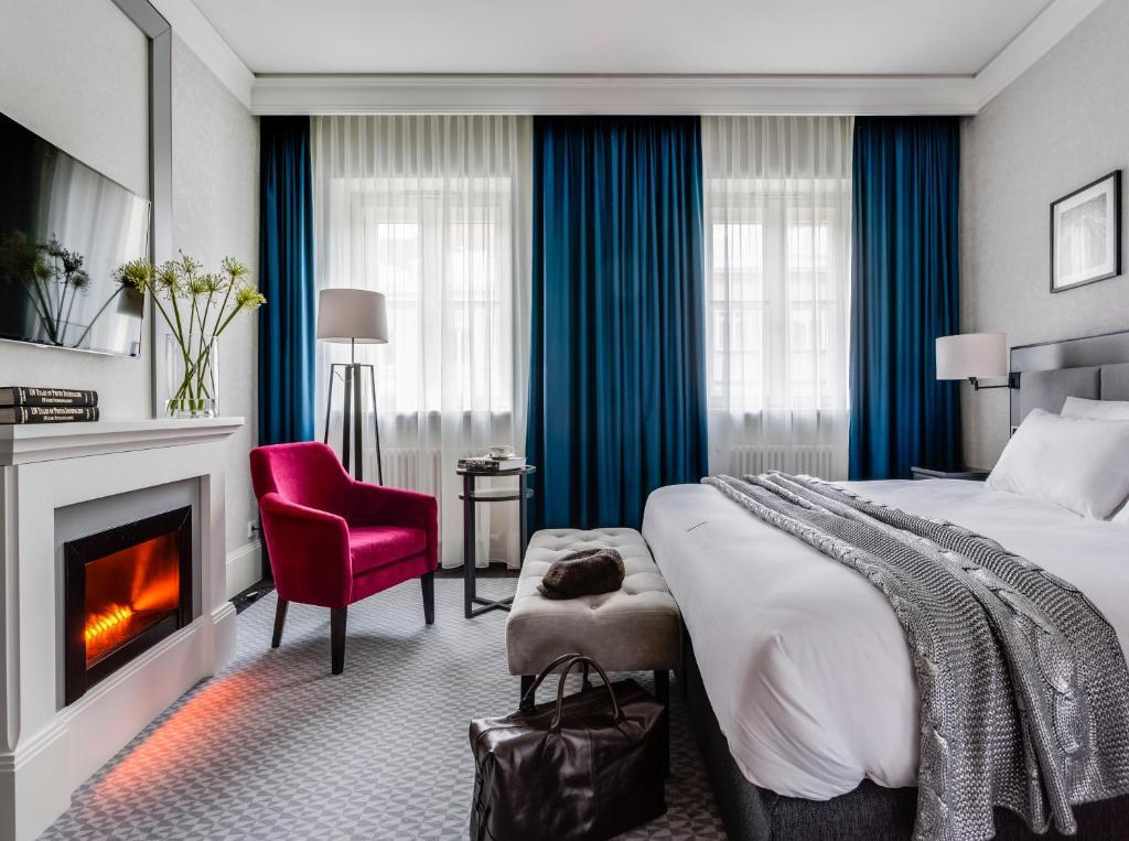 Hotel SixtySix Warsaw, Poland