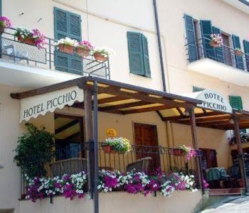 Hotel Picchio Orvieto, Italy