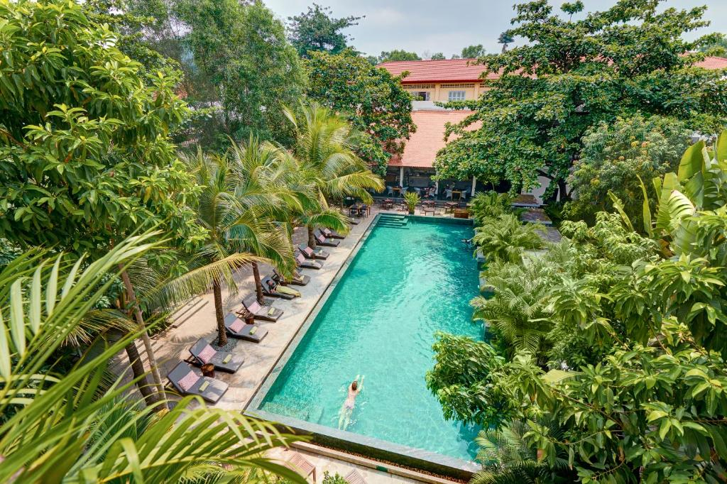 A view of the pool at Plantation Urban Resort & Spa or nearby