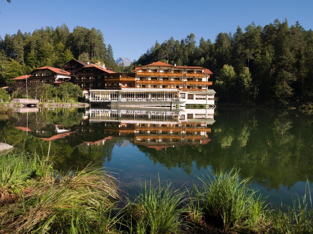 Parkhotel Tristachersee Lienz, Austria