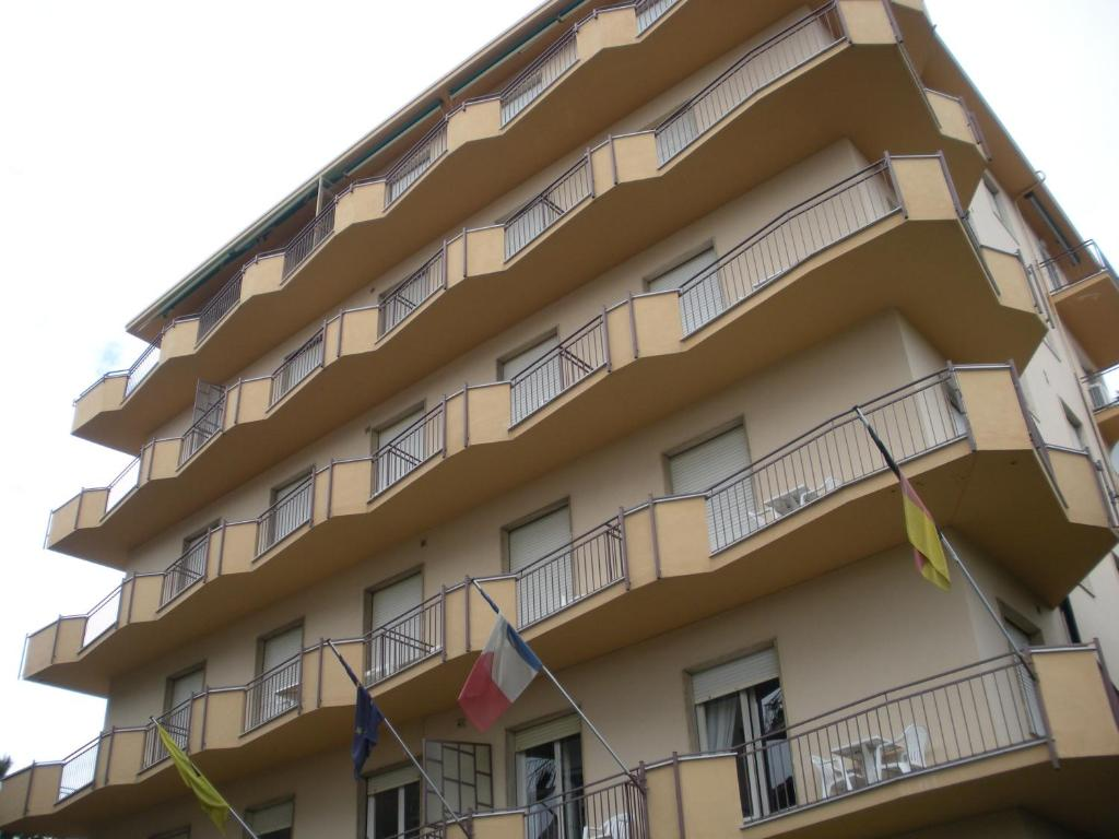 Hotel Solidago Arma di Taggia, Italy
