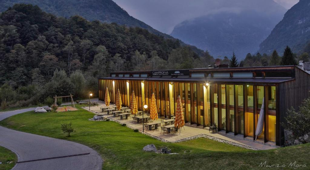 Familienhotel Campagna