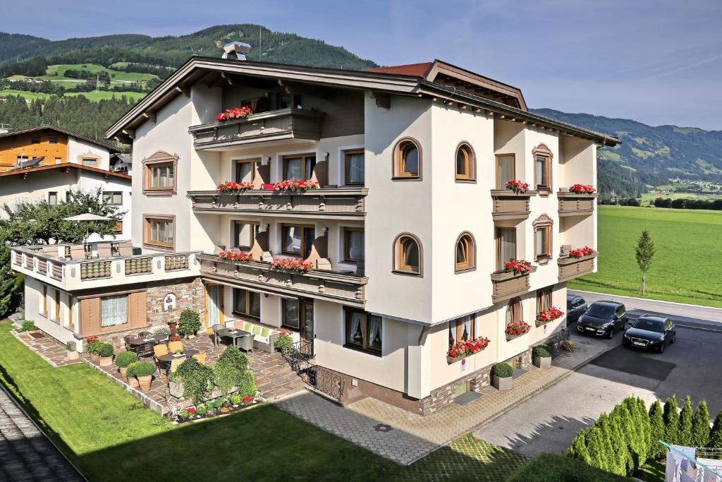 Hotel Jager Ried im Zillertal, Austria