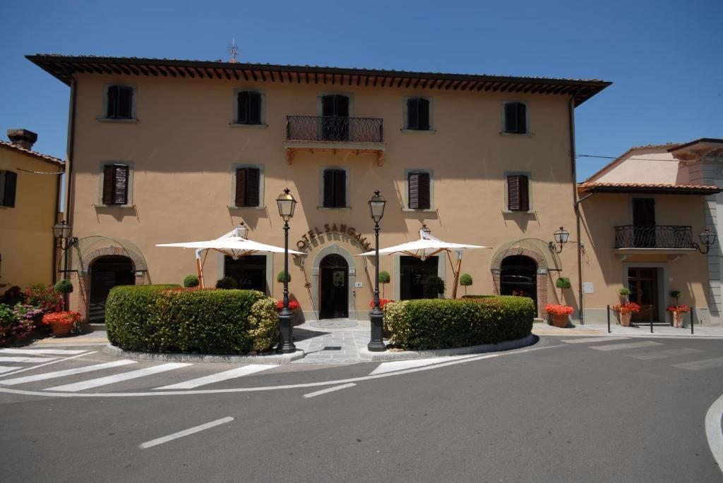 Sangallo Hotel Monte San Savino, Italy