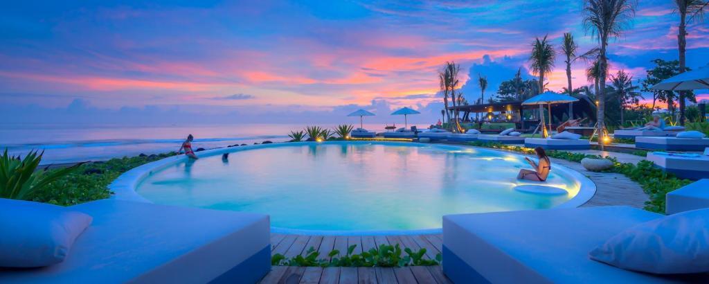The swimming pool at or near Komune Resort & Beach Club Bali