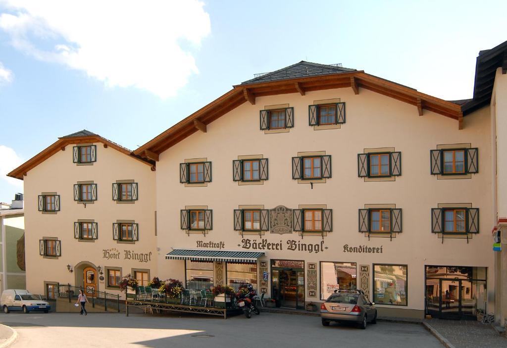 Hotel Binggl Mauterndorf, Austria