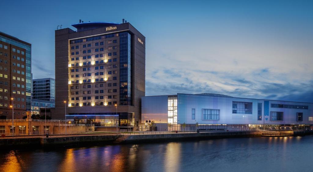 Hilton Belfast - Laterooms
