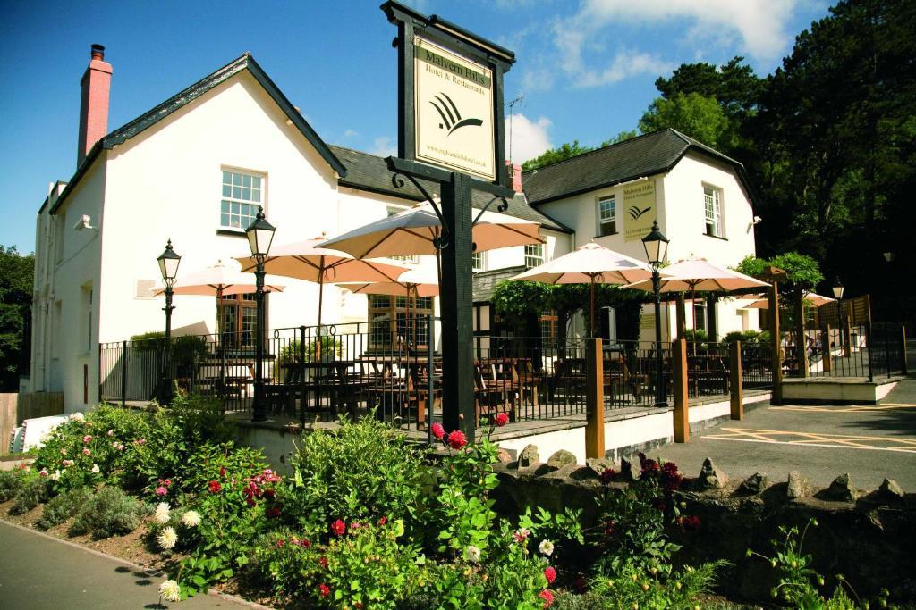 The Malvern Hills Hotel - Laterooms