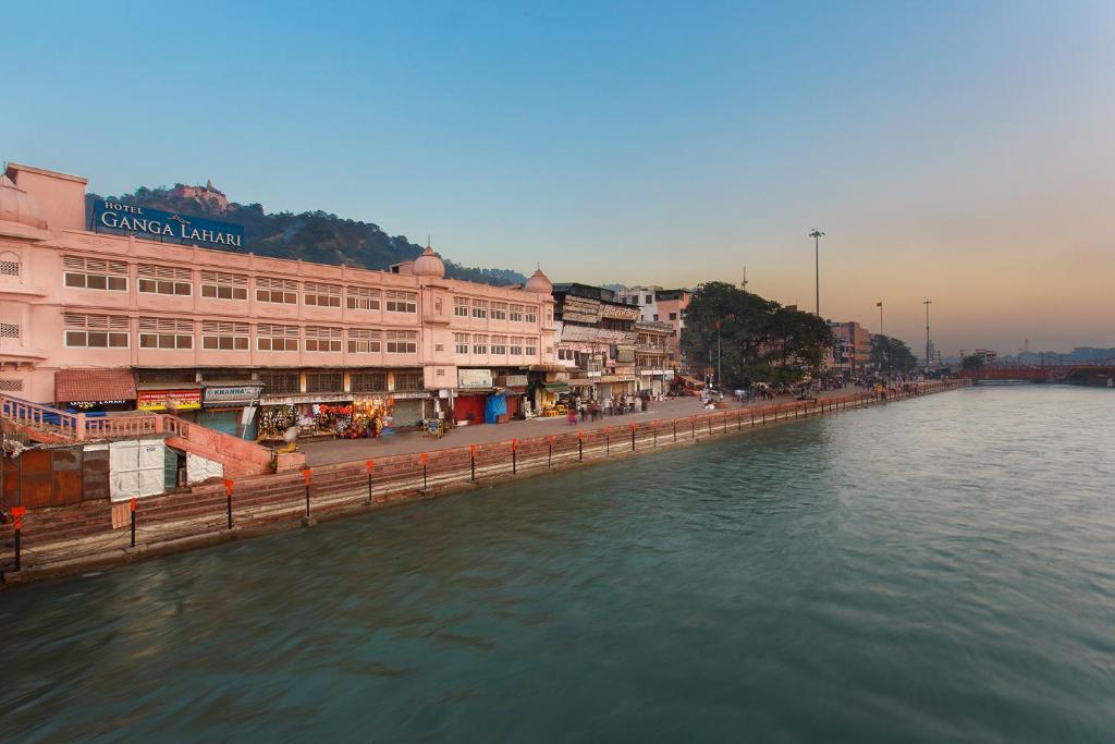 Piscina en o cerca de Ganga Lahari by Leisure Hotels