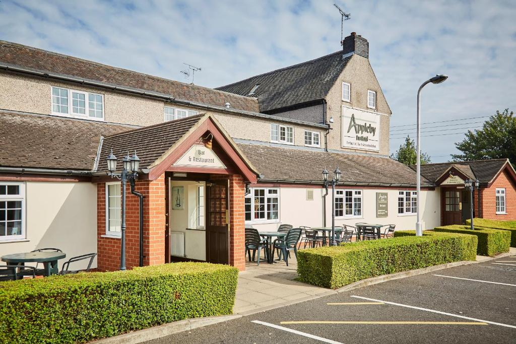 The Appleby Inn Hotel - Laterooms