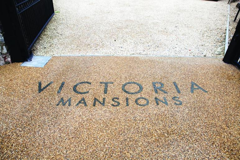 Victoria Mansions Hotel Apartments - Laterooms