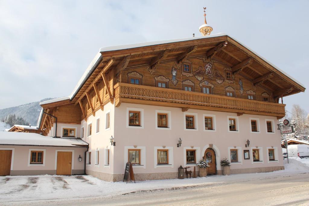 Gasthaus Auwirt Fieberbrunn, Austria