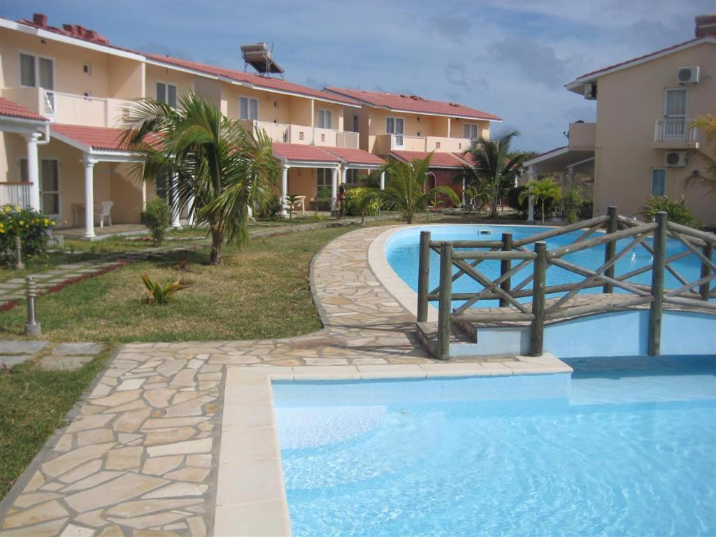 The swimming pool at or near Villa Pupunu 1