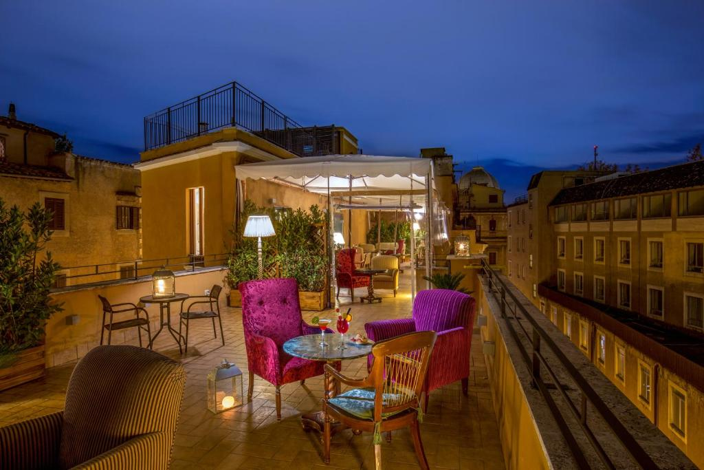rome hotels luxury