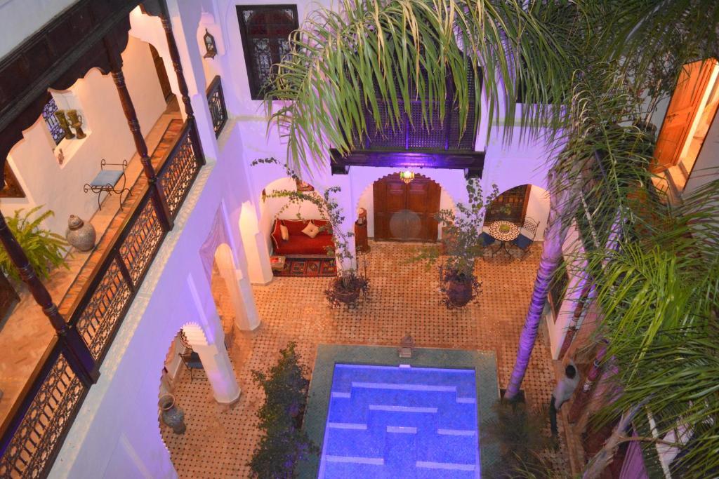 Vista de la piscina de Riad Ghali Hotel & SPA o alrededores