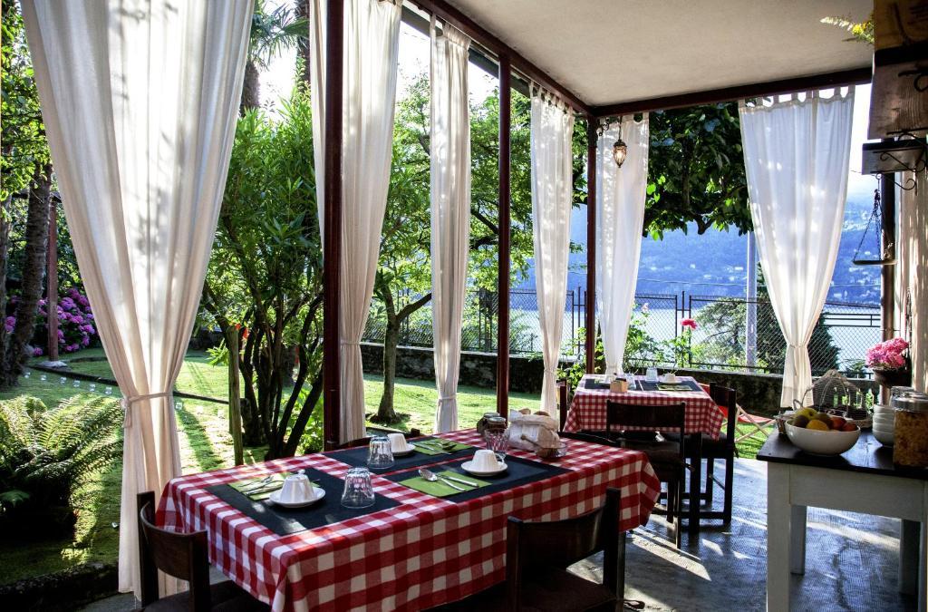Ristorante o altro punto ristoro di Villa Albonico