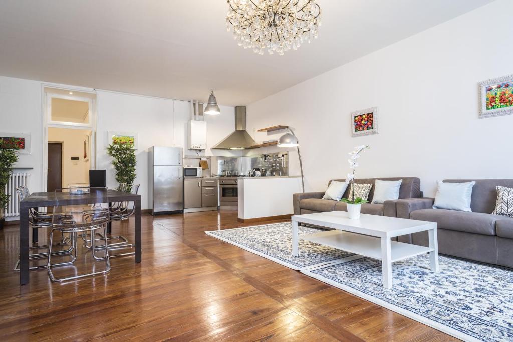 Hemeras Boutique Homes - super central design apartments休息區
