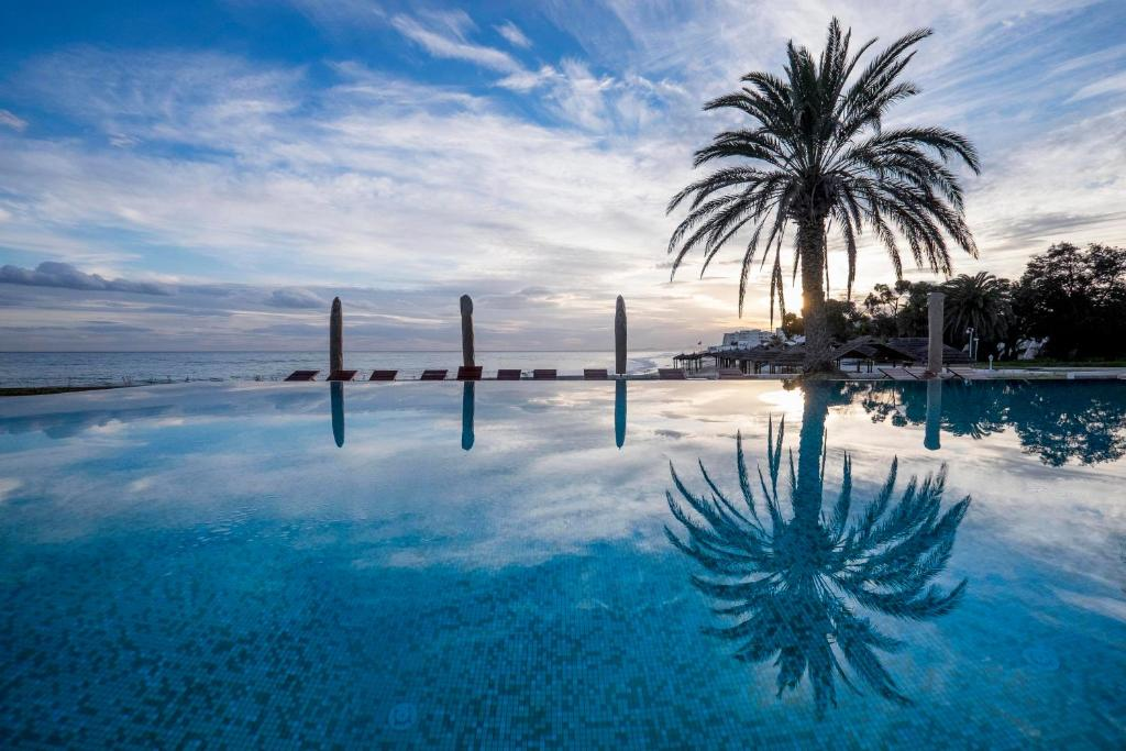 The swimming pool at or near Hotel Bel Azur Thalasso & Bungalows