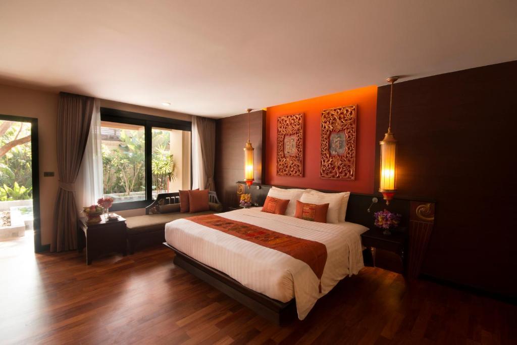 Siripanna Villa Resort & Spa - Laterooms