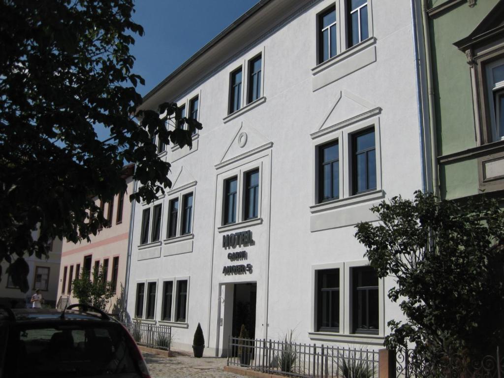 Hotel garni Anger 5 Bad Frankenhausen, Germany
