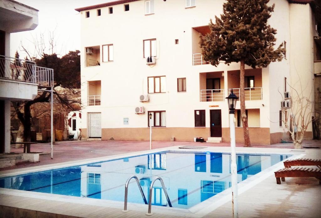Piscina en o cerca de Anatolia Hotel