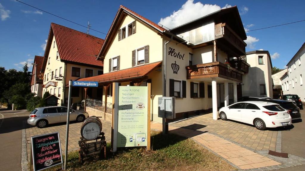 Hotel Krone Nellingen, Germany