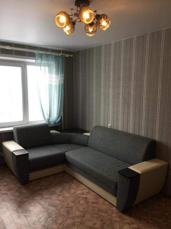 Гостиная зона в Апартаменты на Мира 34