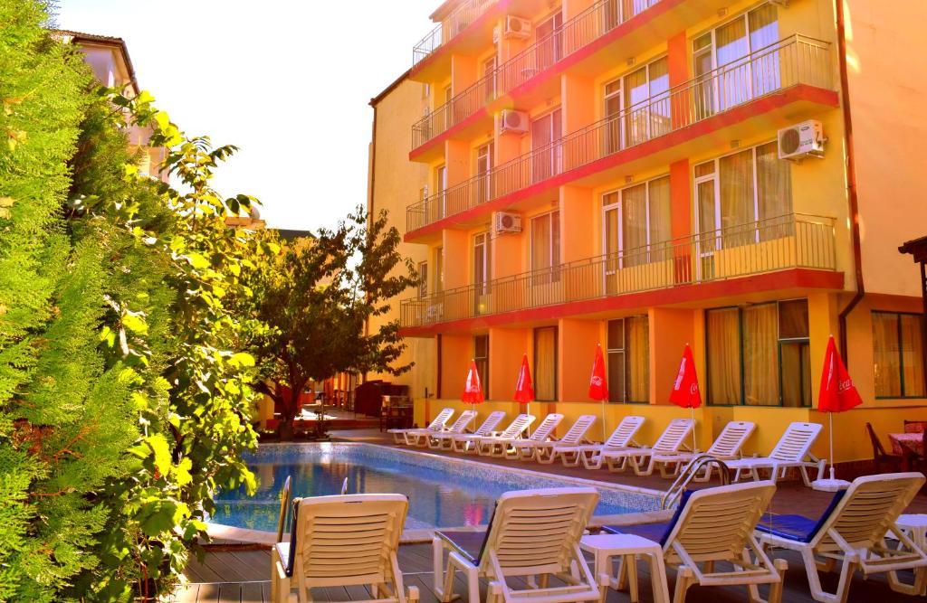 Ryor Hotel Sunny Beach, Bulgaria