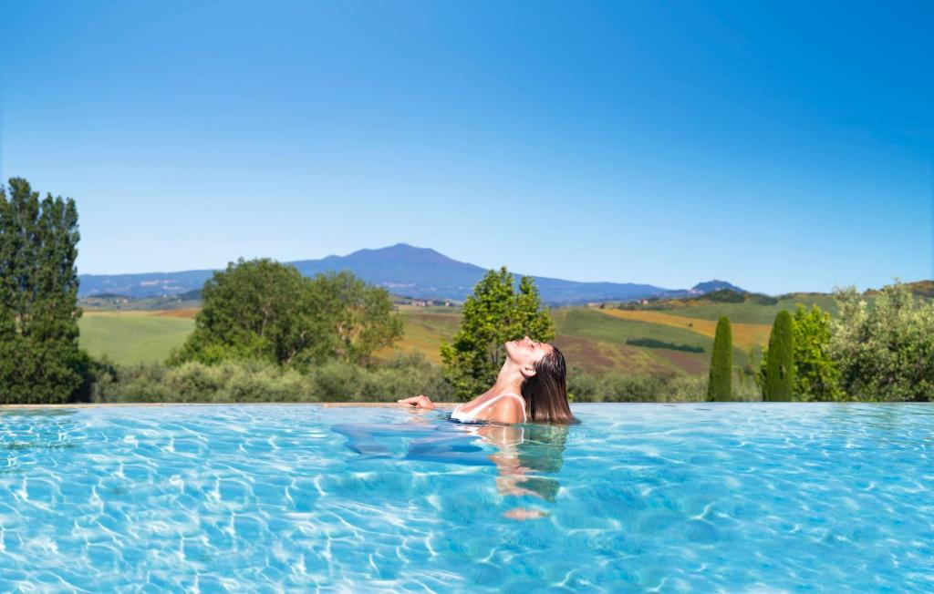 The swimming pool at or near Fonteverde - The Leading Hotels of the World