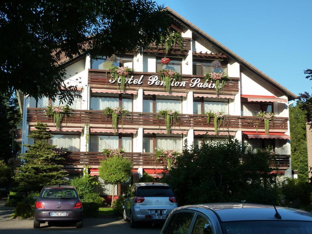 Hotel-Pension Sabine Bad Bevensen, Germany