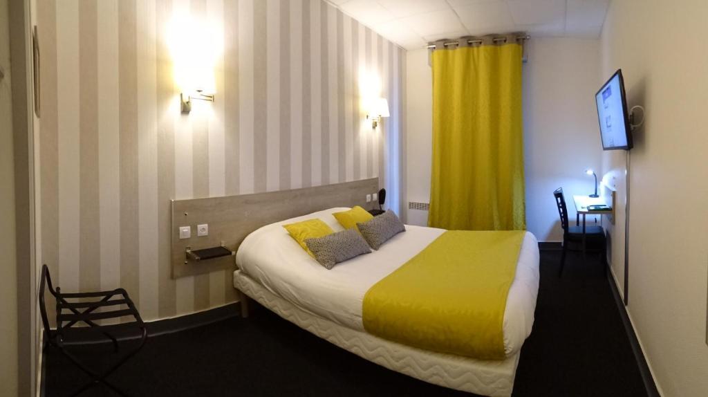 Hotel Saint Antoine Angouleme, France