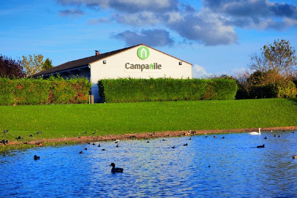Campanile Metz Est Technopole Metz, France