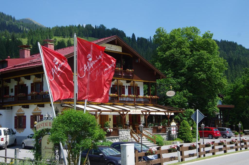 Der Alpenhof Bayrischzell, Germany