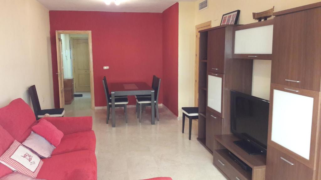Zona de estar de Apartamento Cristina