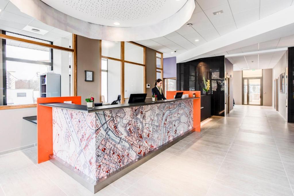 Hotel ParkSaone Lyon, France