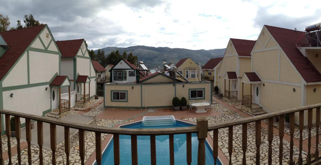 A view of the pool at Ermolaos Hillside Villas or nearby
